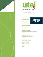 Metodología Del Diseño de Las Bases de Datos A