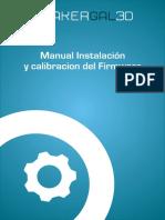 Manual Firmware y Calibracion