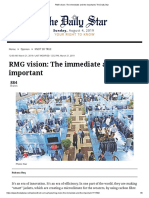 RMG Vision_ the Immediate and the Important _ the Daily Star