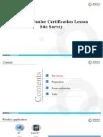 2018 Sundray Junior Certification Lesson_one_03_Site survey_v3.6.7.pptx