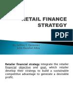 Financial strategy