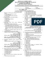 Soal Ushul Fikih Kelas X dan XI.docx