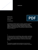 QUEMADURA monografia