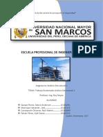 Analisis estructural de un puente mediante metodo de carga unitaria