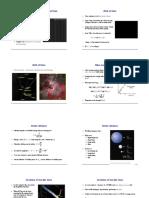 Lecture7 Stellar Evolution