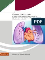 Actualizacion embolismo pulmonar 2019