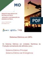 Arquitetura Básica Do Sistema Elétrico - Geração e Distribuição