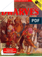 Mayfair Games - Role Aids - 704 - Dwarves