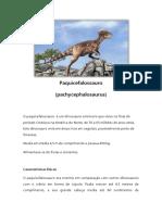 Paquicefalossauro