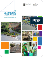 Protocol for Star Rating of Garbage Free Cities