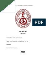 Informe Trucha-Alevines Karen Bravo