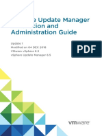 Vsphere Update Manager 651 Install Administration Guide