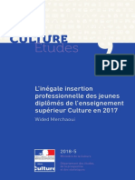 CE-2018-5_Inégale insertion des diplômés Culture-1