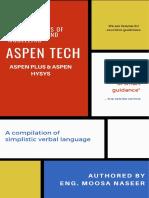 ASPEN Tech Guide