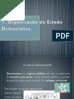 1. Democracia e CRP
