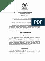 Sentencia CSJ - Sala Casación Civil