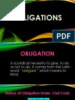 Obligations Ppt. 2