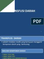 Transfusi-darah Dr Jati