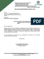 Plan de Agosto- Mario Legal Drel