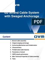GJ Strand Cable System Introduction(2015)