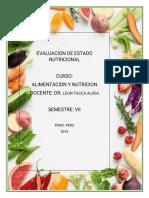 Evaluacion Nutri