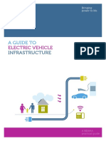 BEAMA Guide to Electric Vehicle Infrastructure