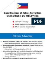 04. Good Practices on Rabies Control in the PHILIPPINES