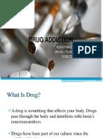 Drug Addiction II- EDUC 210