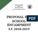 Bsp Gsp Proposal