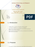 Elibrary SRS Ppt