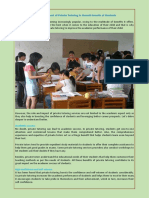 Roles and Impact of Private Tutoring