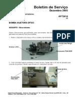 Sincronismo Bomba Dp203