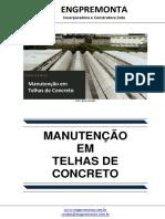 Manutenção Em Telhas de Concreto