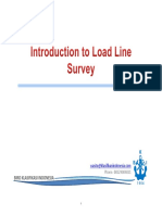 Introduction to Load Line Survey_Ass2014