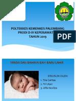 Ppt Tanda Bahaya Bayi Baru Lahir-1