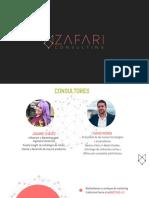 Workshop Zafari Consulting 27 de Septiembre