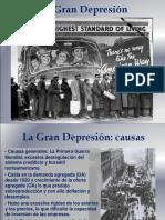 El Crack de 1929 y La Gran Depresión