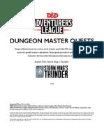SKT - DM Quests v2.0