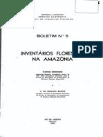 InventarioFlorestal Amazonia