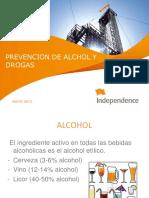 Prevencion de Alcohol y Drogas