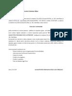 Model Cerere Autorizare Mediu 6.1 Si 6.3