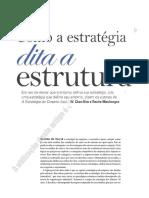 Estratégia e estrutura