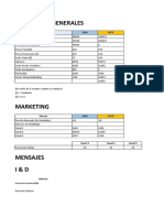 Presupuestos firma Markestrated