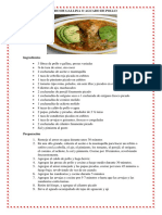 3 Platos Tipicos Ecuatorianos - Ingredientes y Preparacion