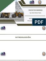 Proyectos Mineros 2019-I - Modulo 4