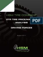 OTR Tire Market Report - August 2011