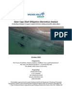 Shark Mitigation Alternatives Analysis Technical Report