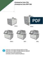 M586 Parts Manual
