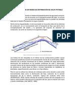 Valvulas de Aire en Redes de Distribución de Agua Potable
