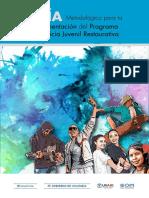 Guía Metodologica Para Implementación Programa de JJR